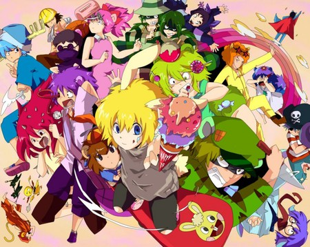 Happy Tree Friends Anime Version Wiki