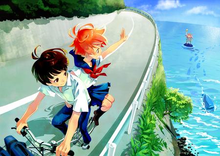 Ponyo Other Anime Background Wallpapers On Desktop Nexus Image 523170
