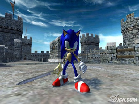 Knight Of The Wind Sonic Video Games Background Wallpapers On Desktop Nexus Image 523895