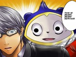 Persona 4 Beary Serious