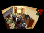 Persona 4 Messy Room