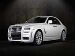 Mansory rollsroyce white ghost limited