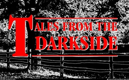 Tales From The Darkside - horror, george romero, darkside, tv series, tales