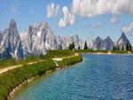hutterer lake, dead mountains