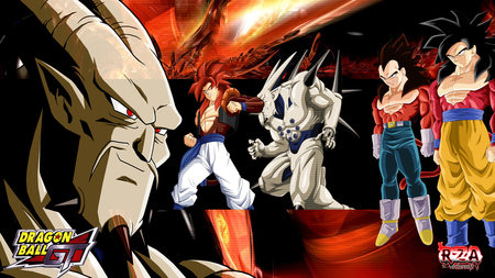 DragonBall GT   HD 1080p   Final Showdown Fantastic Wallpaper - ssj4 vegeta, super saiyan 4 goku, goku, dragonballz latest 2010 wallpapers, super saiyan, dragonball gt wallpapers, omega shenron, big bang kamehameha x100, dragonballz awesome wallpaper, ss4 gogeta, dragonball kai, dragonball g, super saiyan 4 vegeta, dragonball, dragonball hd1080p wallpapers, ss4 vegeta, ssj4 gogeta, gogeta vs omega shenron, gogeta, dragonballgt, dragonballz, ssj4 goku, dragonball yo, vegeta, super saiyan 4 gogeta, big bang kamehameha times 100, super gogeta, dragonballaf, dragonballz latest 2011 wallpapers, ss4 goku