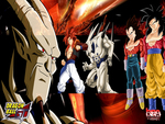DragonBall GT   HD 1080p   Final Showdown Fantastic Wallpaper