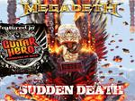 megadeth sudden death