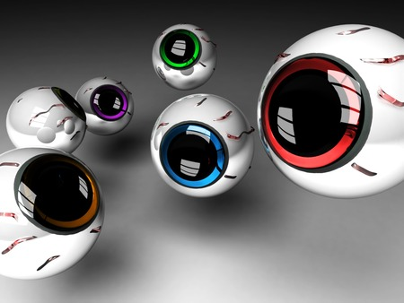 Eye Balls - smoothsqu4d
