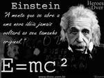 Albert Einstein - E=MC²