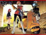 The Crew (and Haruko too :p)