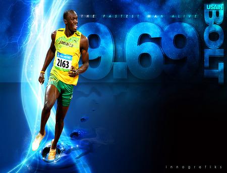 Usain Bolt - Track & Sports Background Wallpapers on Desktop Nexus (Image 53857)