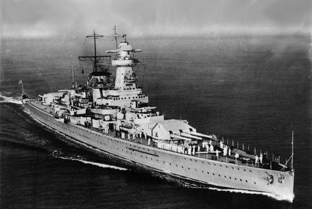 Admiral Graf Spee - war, pocket battleship, germany, cruiser, ww2, spee, graf, admiral, battleship, navy