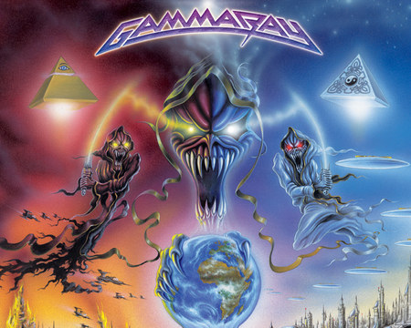 Gamma Ray Music Entertainment Background Wallpapers On Desktop