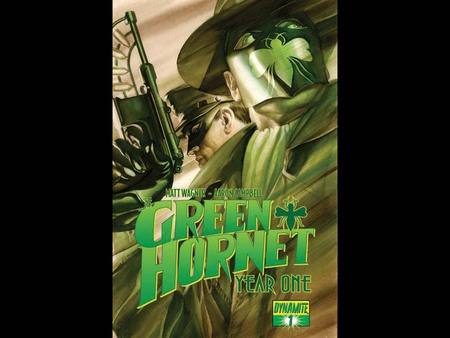 Green Hornet - comic, fantasy, green, hornet