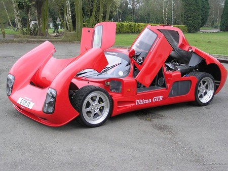 Ultima Gtr Kit Car Other Cars Background Wallpapers On Desktop