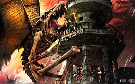 giant skeleton attack strategy