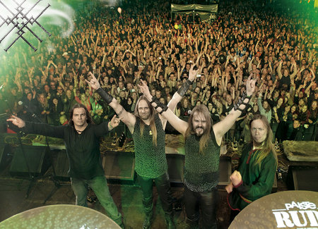 Metsatoll - viking, pagan, metsatoll, group shot, folk, heavy, band, metal, live, concert