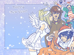 Death Note Holiday Wallpaper