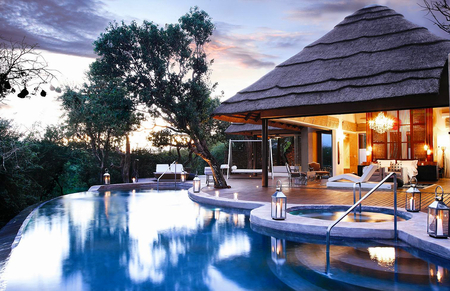 Great escape - lodge, retreat, game, pool, outdoors, south africa, hot tub, molori, bush, safari, luxury