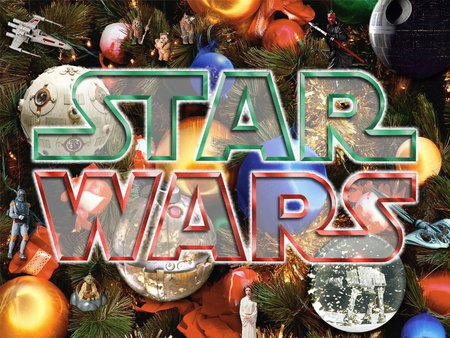 Star Wars Christmas 3d And Cg Abstract Background Wallpapers On Desktop Nexus Image 535944