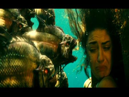 Piranha 3D - Movies & Entertainment Background Wallpapers on Desktop
