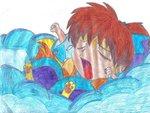 Sleepy Shippo