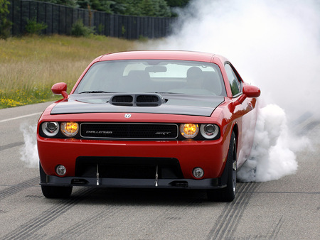 2009 Dodge Challenger SRT 10 - car, dodge, srt, mopar, challenger