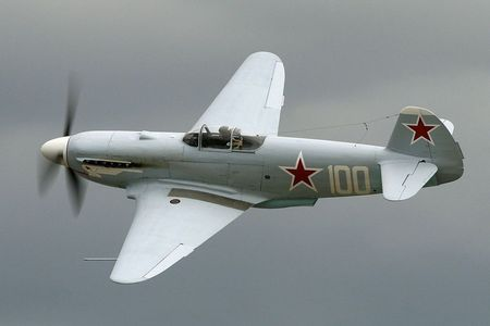 Yak-3 - world war two, yak 3, soviet air force, yakovlev