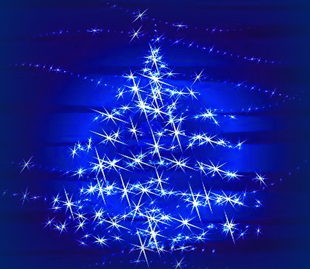 Sapphire christmas 3d and cg abstract background wallpapers on desktop nexus image 541273 - Sapphire wallpaper ...