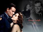 Janet Leigh & John Wayne
