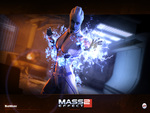 "Mass Effect 2 - ""Lair of the Shadow Broker"" DLC Wallpaper (Widescreen)"