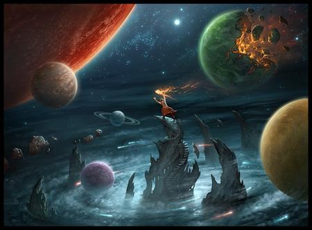 Time Space Magic