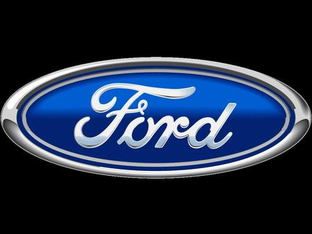 Blue Oval - oval, logo, blue, ford