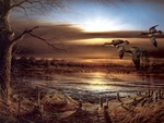 Reflections, by Terry Redlin