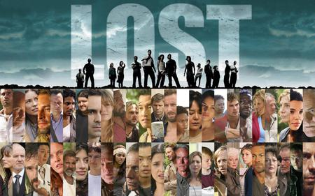 lost series cast tv series entertainment background wallpapers