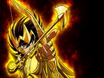 Seiya Sagitarius Gold Cloth