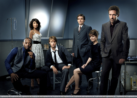 Dr House Md Actors People Background Wallpapers On