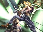 Cloud Strife & Tifa Lockhart