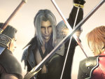 Sephiroth VS Angeal & Genesis