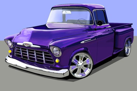custom chevy truck - custom rides, auto, chevy, truck
