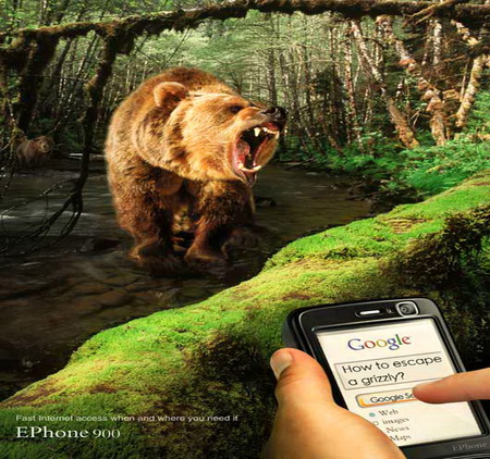 Help from Google - angry, google, danger, attack, bear, advice