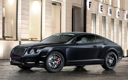 Bentley Bullet - bently, bullet, car, dark