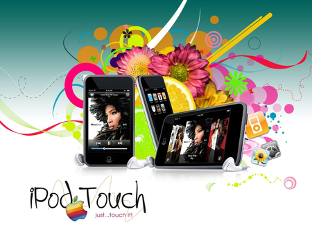 Ipod Touch - smoothsqu4d
