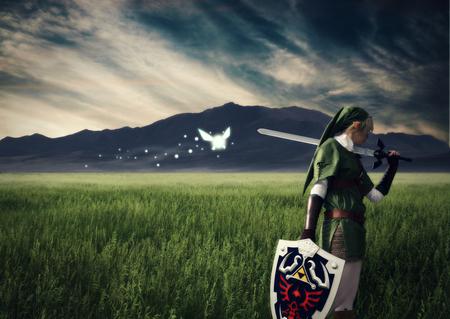 Legend Of Zelda - game, legend, retro, zelda