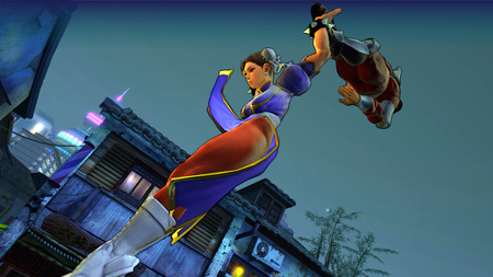 Chun Li - super street fighter 4, game, ssf4, screenshot, chun li