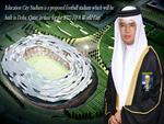 Education City Stadium ,Qatar FIFA 2022