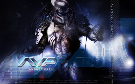 THE PREDATOR - predator, movie monster, predators, avp