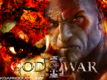 God of War III - kgaproductions, god of war iii, god of war 3, god of war 2, god of war