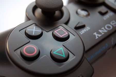 PS3 Joystick - ps3, playstation, joystick