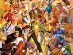 King of Fighters VS Street Fighters